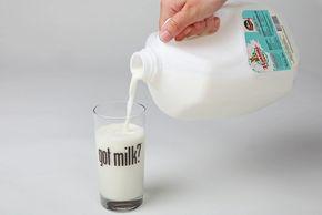 Hansen's Dairy non-homogenized milk